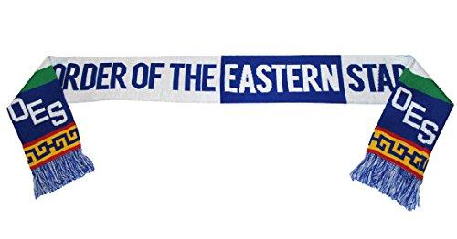 Big Boy Headgear Order of the Eastern Star (OES) Heavyweight Scarf