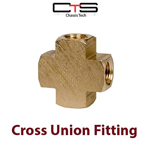 CHASSIS TECH Air Line Air Compressor Female Cross Coupling 1/2'' NPT