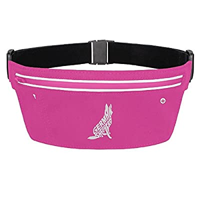 Worlds Okayest Brother Sport Waist Bag Fanny Pack Adjustable For Run