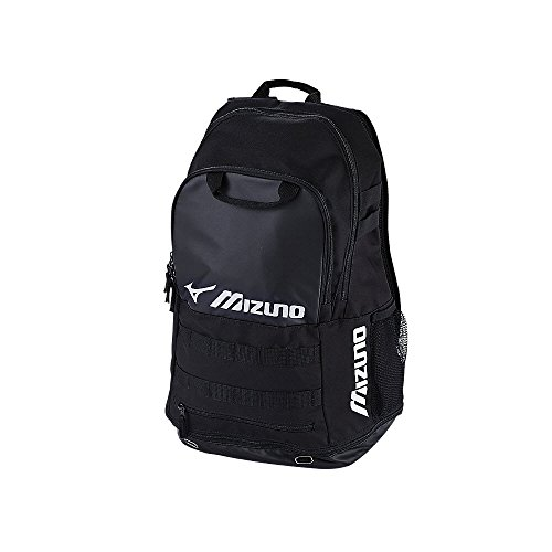 Mizuno 360272.9090.01.0000 Team Elite Crossover Backpack One-Size Black