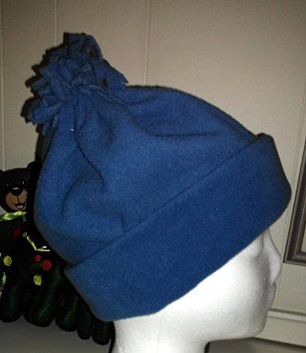 Fleece Easy Hat - Super Easy and Quick Fleece Hat Sewing Pattern