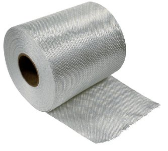 Hi Bond 703080 F/G CLOTH TAPE 9OZ 6IN X 50YDS by Hi-Bond