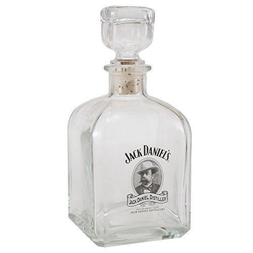 Jack Daniel's Licensed Barware Cameo Logo Decanter by Jack Daniel's Licensed Barware
