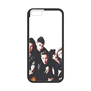 iPhone 6 Plus 5.5 Inch Cell Phone Case Black 1D Group