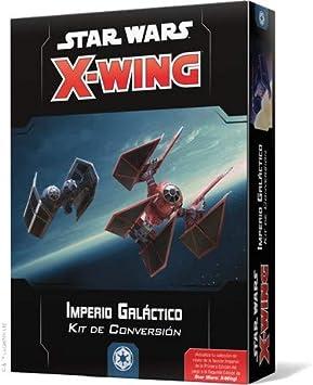 Fantasy Flight Games- SW X-Wing 2.0 - Imperio Galáctico: Kit de Conversión - Español, Multicolor (SWZ07ES): Amazon.es: Juguetes y juegos