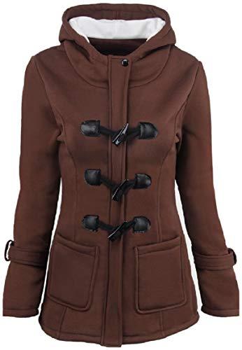 Winter Size Hooded Howme Warm Keep Plus Coffee Outwear Down Women Coat pqHHw6Y