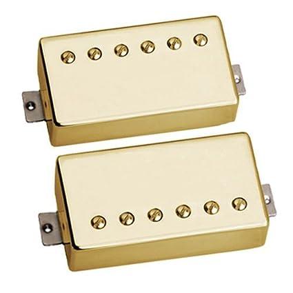 Tonerider ac2set-gd Alnico II classics-gold pastilla Humbucker para guitarra eléctrica