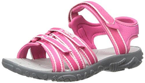 Teva Kids Tirra Sandal, Pink, 3 M US Little Kid