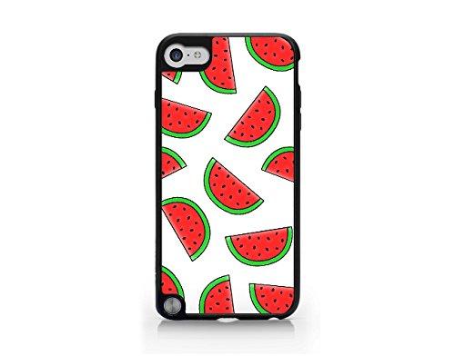 - Watermelon - Watermelon Pattern - Summer Pattern - Tropical Pattern - Pastel - Minimalism - Hipster - Indie - iPod Touch Gen 5 Black Case (C) Andre Gift Shop