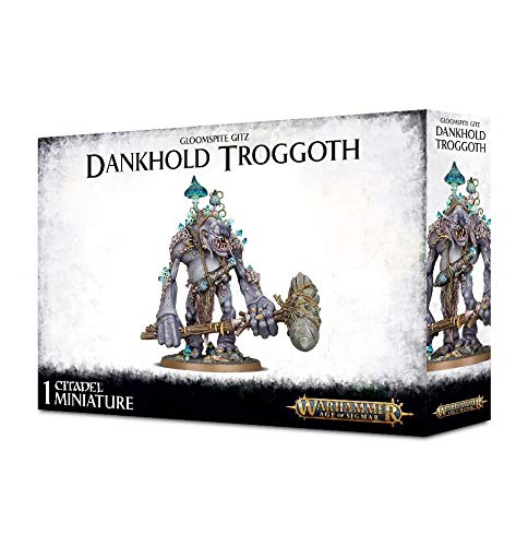 Citadel Gloomspite Gitz Dankhold Troggoth Warhammer Age of Sigmar