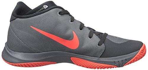 Sportive Crimson Zoom Uomo dark 2015 Bright Multicolore Scarpe Grey gris Nike Negro Naranja Hyperquickness black dwOUxqnXI