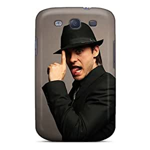 Premium Tpu 30 Seconds To Mars Band 3STM Cover Skin For Galaxy S3