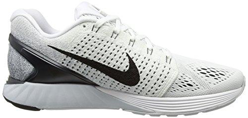 Bianco 7 Nike Uomo Ginnastica Scarpe Lunarglide da w6wxYOAZq