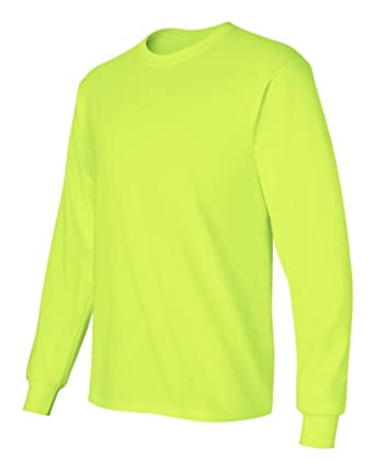 eb0ac6eb5 Gildan Ultra Cotton Adult Long Sleeve T-Shirt-Cardinal Red