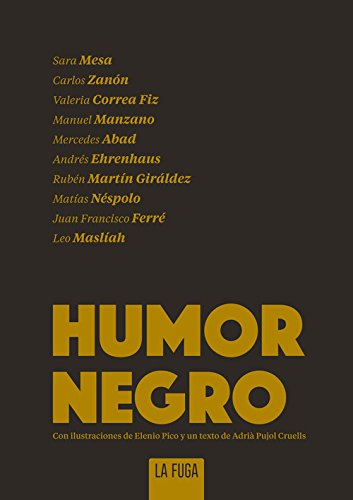 Humor Negro (Humoris Causa): Amazon.es: Mercedes Abad: Libros