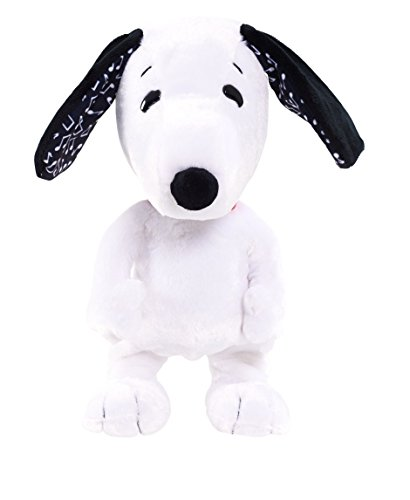Just Play Peanuts Happy Dance Snoopy Plush