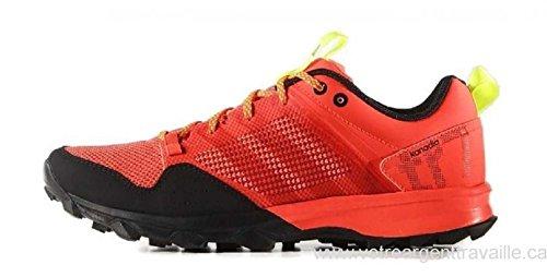 Adidas Kanadia 7 Spor M Mænds 7 Rød / Sort Bfr3u