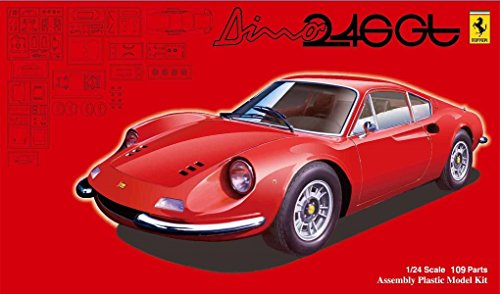 1/24 Real Sports Car Series No.101 Dino 246gt
