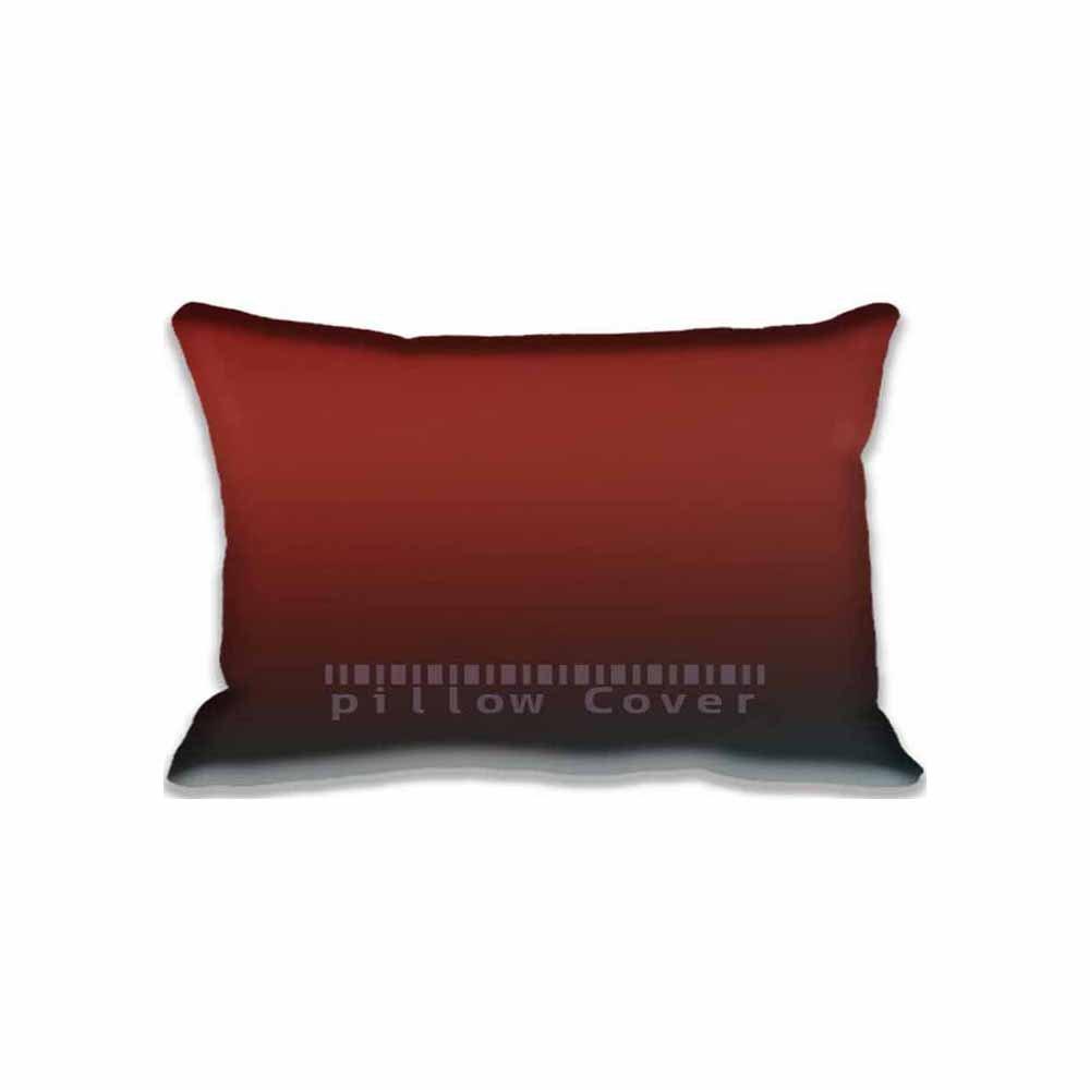 レッドAvengers Gradationブラー枕プロテクター椅子シートバックオフィス枕クッションカバーコットンポリエステル枕装飾枕カバー標準枕カバー20 x 30インチ両側 B071SLT3KT