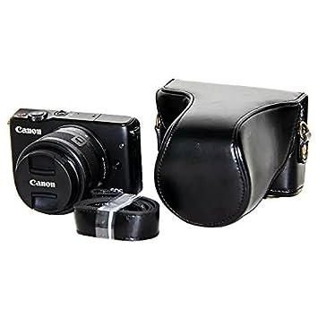 Funda de piel de imitación cámara, PU bolsa para cámara ...