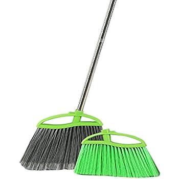Amazon Com Libman Precision Angle Broom With Dustpan