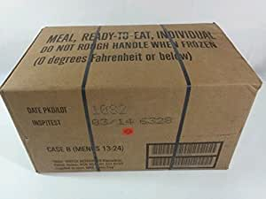 Genuine Military Mres Box B 13-24
