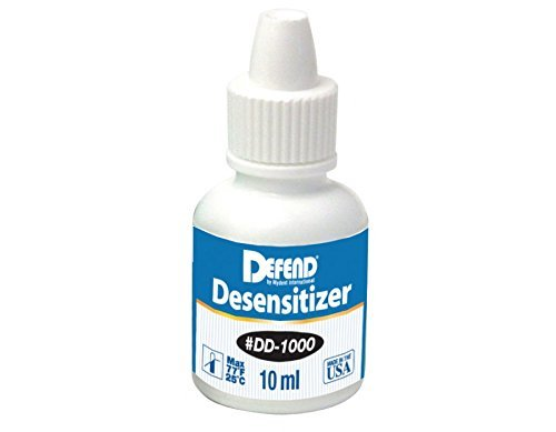 1x10ml. Desensitizer Equivalent Formula to GLUMA - Dental- Made in USA by Defend