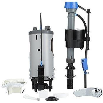 fluidmaster s2dbl dual flush ballcock flush valves. Black Bedroom Furniture Sets. Home Design Ideas