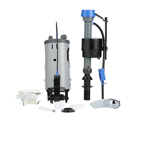 (Fluidmaster 550DFRK-3 DuoFlush Complete Fill and Dual Flush Conversion System)