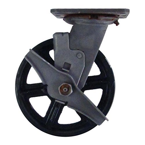 Vintage Black Cast Iron - 7