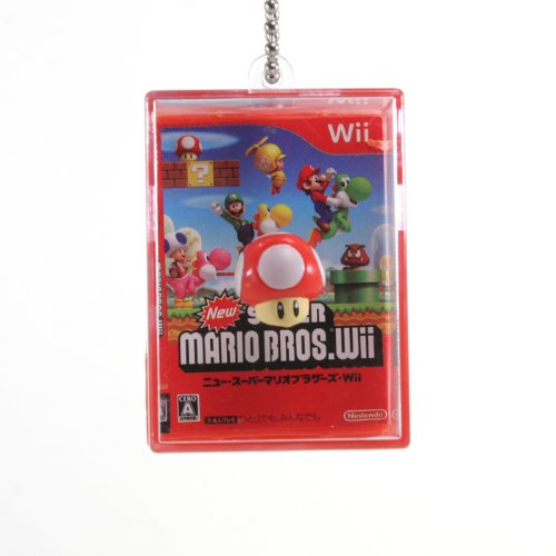 New Super Mario Bros Wii Spring Shadow Box 1.75