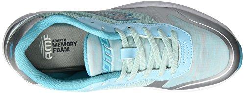 Lotto Dayride Ii Amf W, Zapatillas para Mujer Azul (Blu Tah/slv Mt)