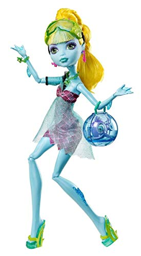 (Monster High 13 Wishes Lagoona)