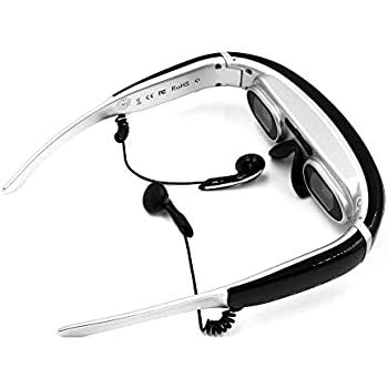 d9265a19c04 BEESCLOVER 68 inch 3D Video Glasses Portable Multimedia Player Virtual  Screen Video Glasses Eyewear 3D Stereo
