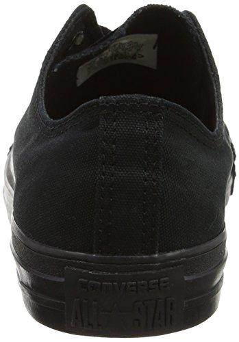 Converse Ctas, Zapatillas Altas Unisex Adulto Negro (Black Mono)