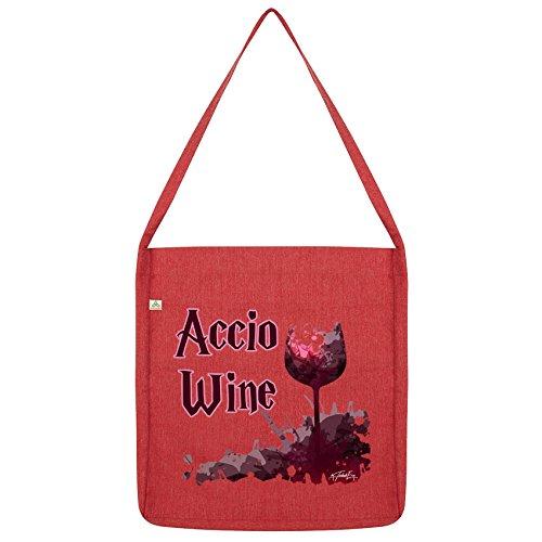 Red Accio Wine Twisted Envy Tote Bag 7wqYnxR0XA
