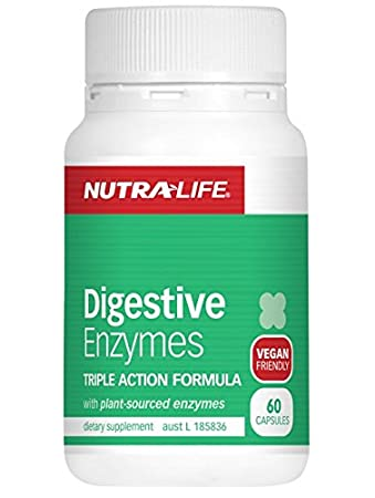 Amazon.com: Nutra-Life Digestive Enzymes: Health & Personal Care