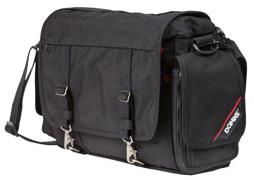 Domke M-METRO-CB Metropolitan Metro Messenger Cordura (Black) (Metro Messenger Bag)