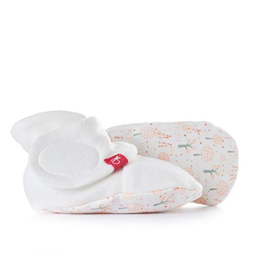 GoumiKids goumiboots suave Stay en botines, uso durante todo el año y se ajusta perfectamente para el bebé crece Magical Woods (Poppy)