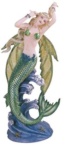 StealStreet Fairy Collection Mermaid Fantasy Figurine Collectible (Collectible Fairy Figurine Collection)