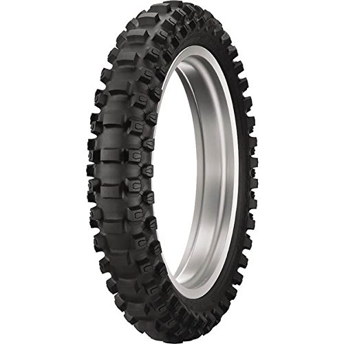 04-18 HONDA CRF250R: Dunlop Geomax MX33 Rear Tire