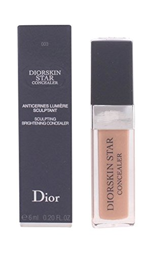 Christian Dior Skin Star Sculpting Brightening Concealer No. 003 Sand for Women, 0.2 Ounce