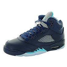Nike Air Jordan 5 Retro GS Grape (440888-108)