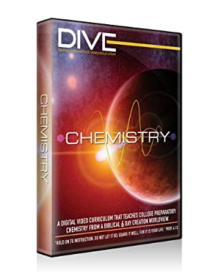 DIVE Chemistry Instructional CD-ROM