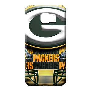 samsung galaxy s6 Brand New stylish phone cover skin green bay packers