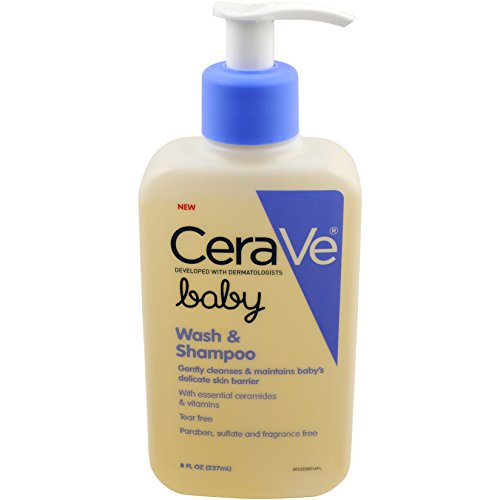 CeraVe Baby Wash and Shampoo, 8 - Products Hair Discount
