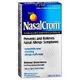 NASALCROM CROMOLYN NASAL SPRAY 26ML [Health and Beauty] by J&J CONSUMER SECTOR ***