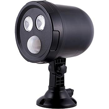 Power Gear 36090 Wireless Motion Sensing Led Spotlight