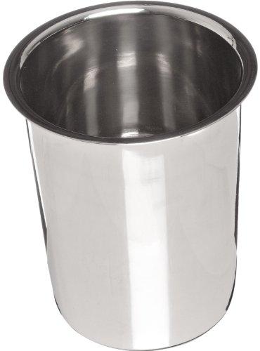 2 Quart Bain Marie Pot - Browne (BMP2) 2 qt Stainless Steel Bain Marie Pot