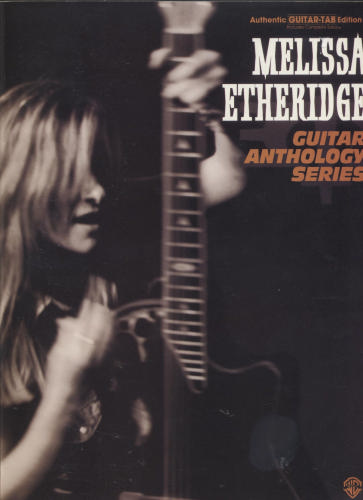 The New Best of Melissa Etheridge for Guitar: Easy TAB Deluxe (New Best of...for Guitar)